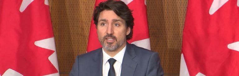 Justin Trudeau: Der Impfpass erhält man als Belohnung, wenn Sie sich richtig verhalten