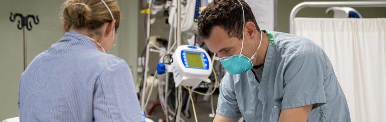 In Belgien sind die meisten neuen Krankenhauseinlieferungen mit Corona geimpft